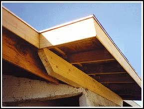 Como fazer beiral de telhado